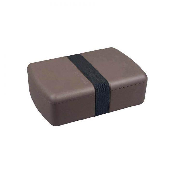 Lunchbox Mocha Brown