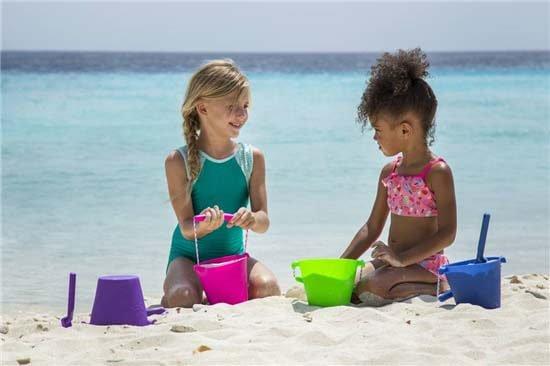 gifvrij strandspeelgoed