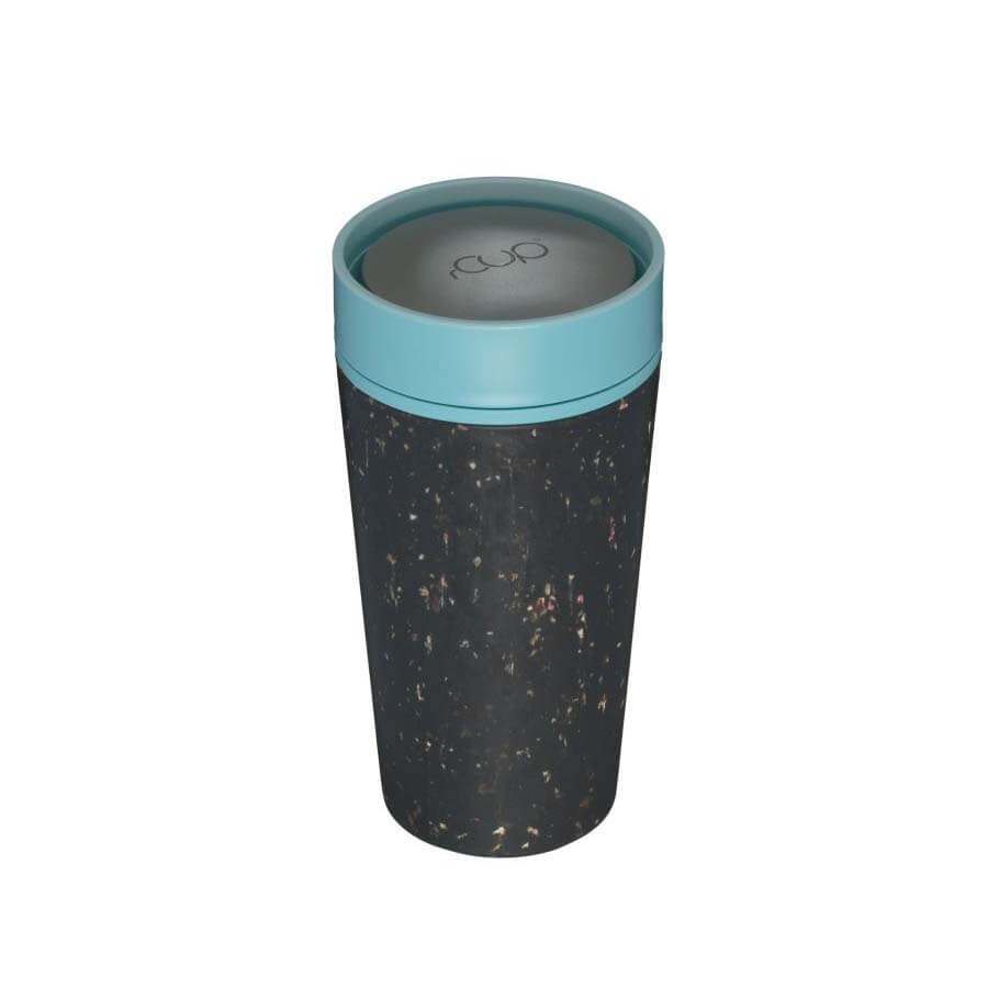 rCUP Black and Teal (350 ml.)