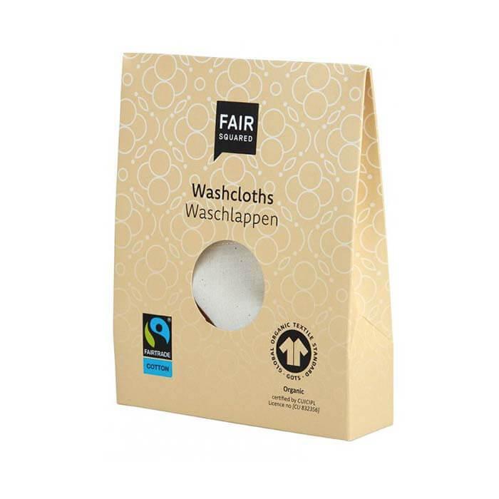 fairtrade washandjes