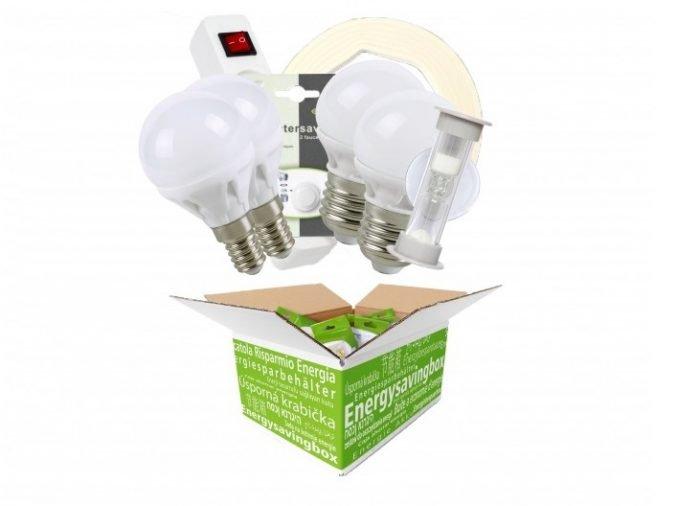 Energiebespaarbox - Mix van producten 1