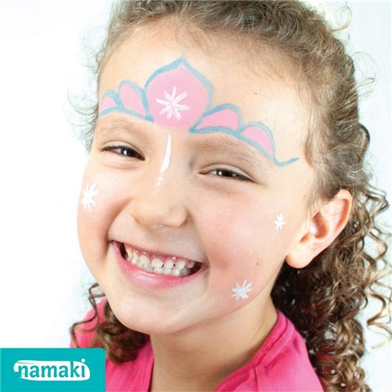 namaki princess unicorn face painting kit 1 set 1325549 en