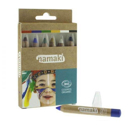 namaki kleur pencils