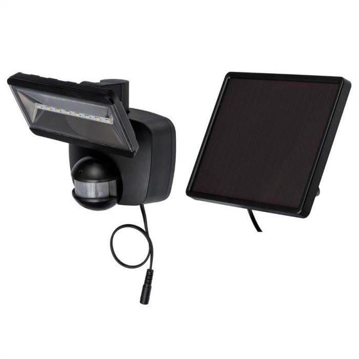 Sol 800 Solar LED spot met Infrarood en beweging melder