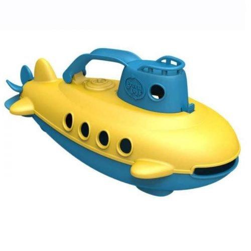 Duikboot gerecycled