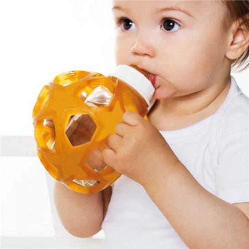 Glazen babyflesjes