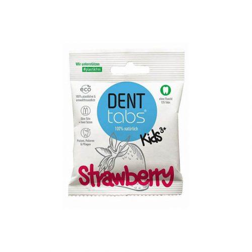 Kinder tandenpoets tabletten