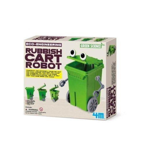 Robot Bouwpakket Rubbish