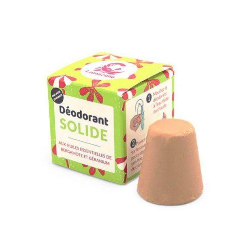 Deodorant blok Bergamot