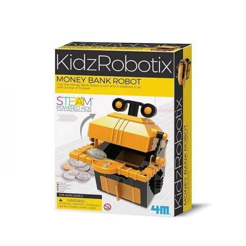 Robot bouwpakket Spaarbank