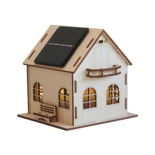 Villa op zonne-energie