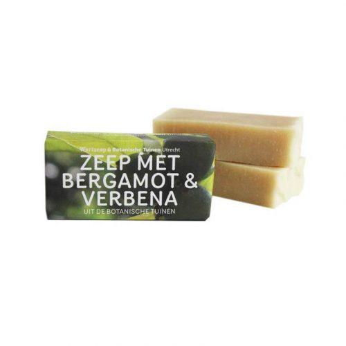 Werfzeep Bergamot en Verbena