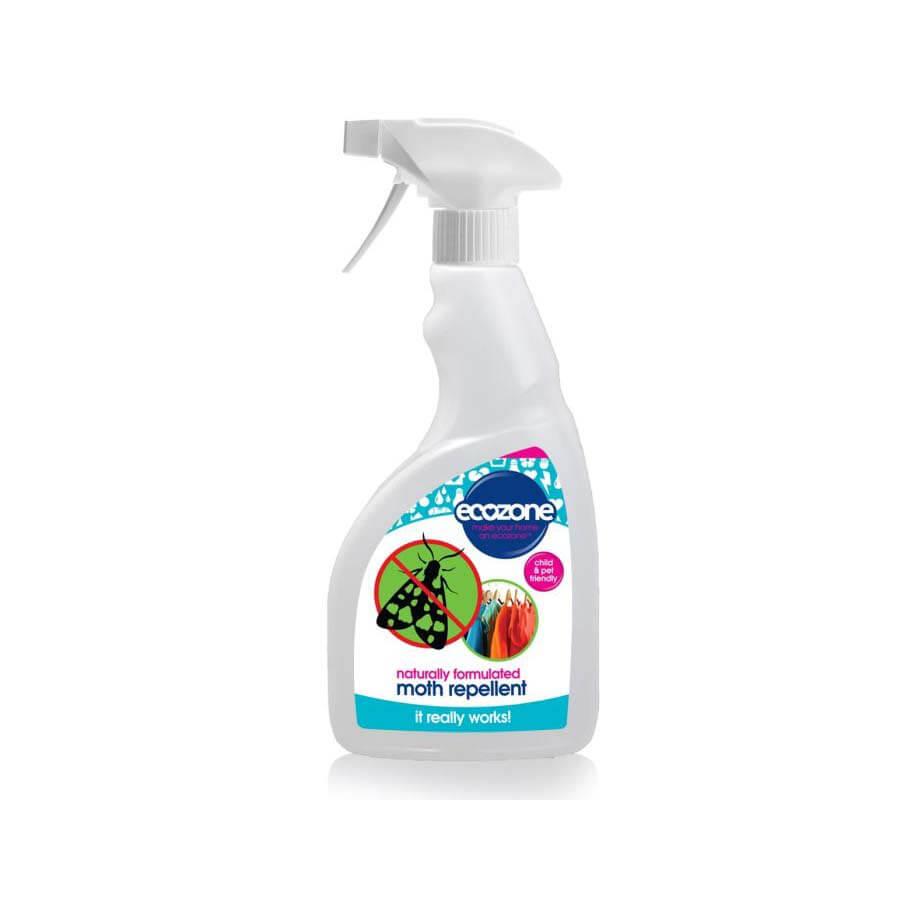 Natuurlijke anti mot spray