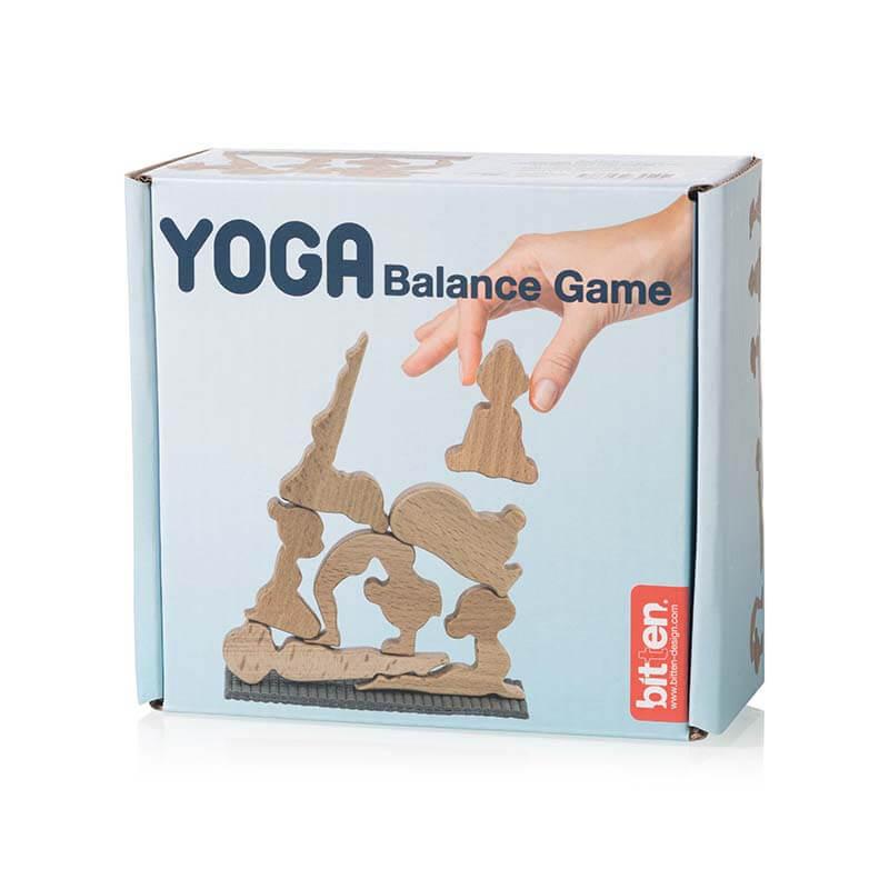 Yoga balans spelletje