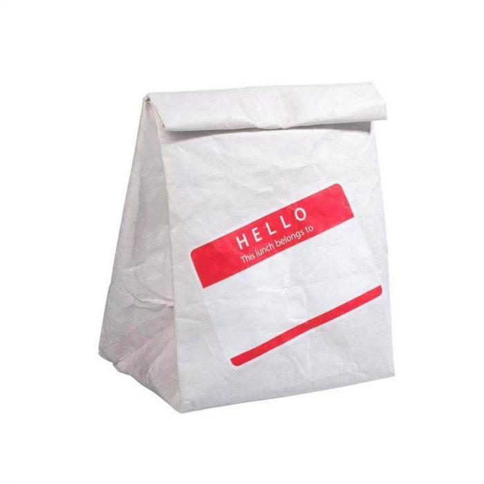Herbruikbare broodzak Hello lunchbag