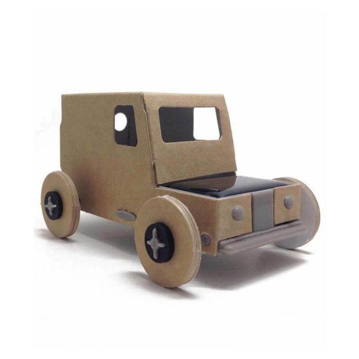 Autogami bouwpakket Taxi