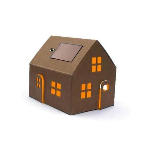 Bouwpakket Casagami huisje