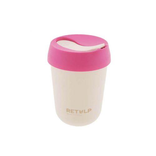 Koffiebeker Pretty Pink