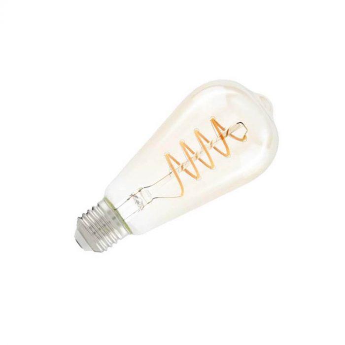 Ledlamp Ovaal Amber