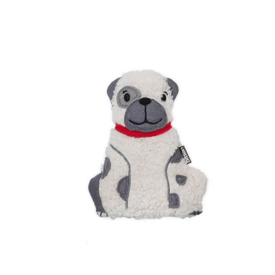 Magnetron knuffel Hond