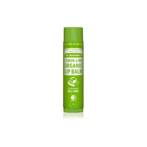 Natuurlijke lippenbalsem Lemon Lime