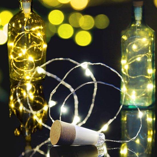 Bottlelight - USB Fleslamp met lichtsnoer