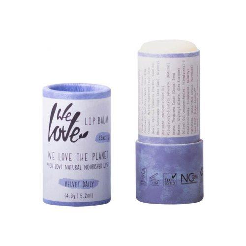 Natuurlijke lippenbalsem Velvet Daily