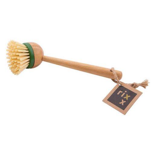 Afwasborstel bamboe