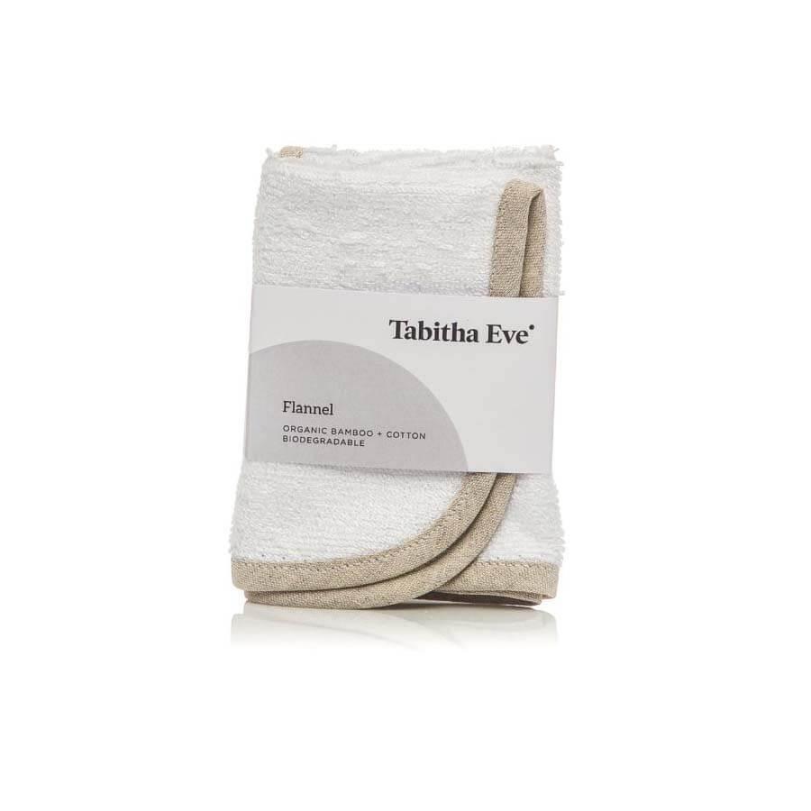 Zachte handdoek bamboe