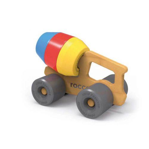 Houten betonwagen Rocco