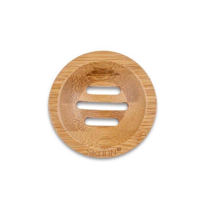 Zeephouder bamboe Rond